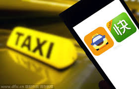 chinese taxi apps